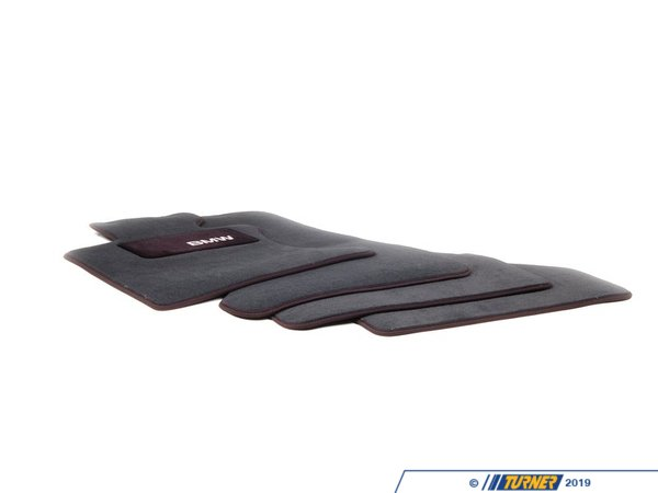T#16384 - 82110403335 - Genuine BMW Accessories Floor Mats 82110403335 - Genuine BMW -