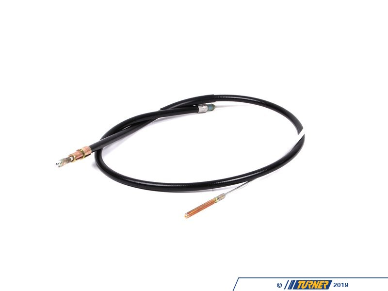 34401166053 genuine bmw hand brake bowden cable for Cable bowden