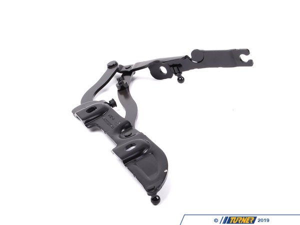 T#74038 - 41627028579 - Genuine BMW Left Trunk Lid Hinge - 41627028579 - E46,E46 M3 - Genuine BMW -