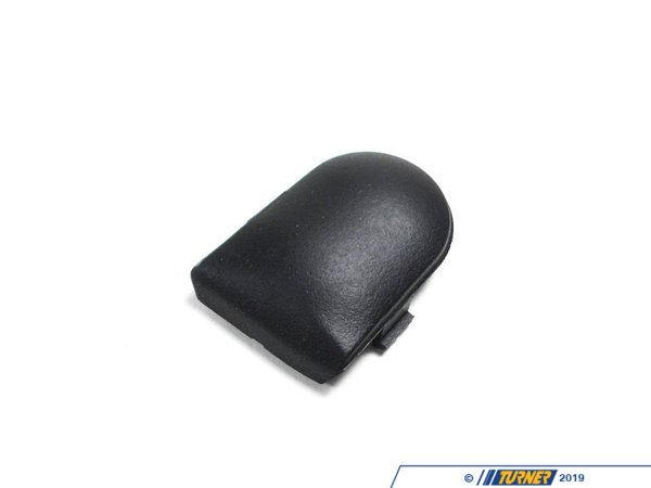 T#86589 - 51168400260 - Genuine BMW Right Oddments Box Cover Schwarz - 51168400260 - Genuine BMW -