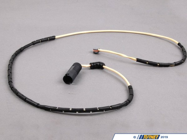 T#20121 - 34356757896 - URO Brake Pad Wear Sensor - Rear - E85 Z4 2.5i 3.0i 3.0si - Replacement pad wear sensor, typically replaced when changing brake pads. If your brake lining warning is activated, the sensor will need to be replaced.E85 Z4 Rear Brake Pad Sensor. Only one required for rear brakes.This item fits the following BMWs:2003-2008  E85 BMW Z4 2.5i Z4 3.0i Z4 3.0si - URO - BMW