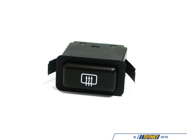 T#10561 - 61311380338 - Genuine BMW Switch Heated Rear Window - 61311380338 - E30,E30 M3 - Genuine BMW -