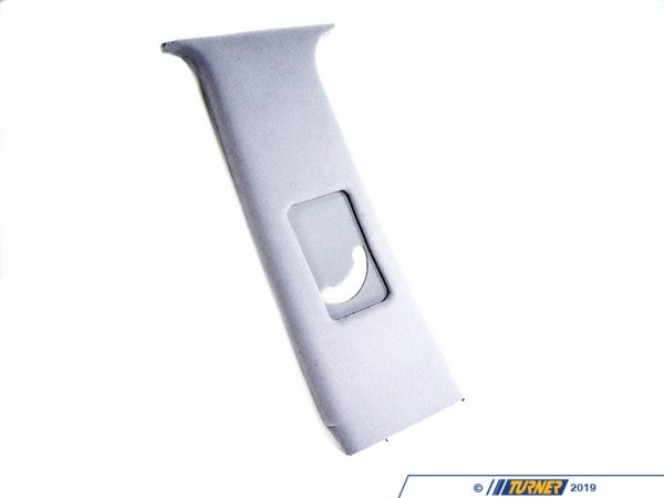 Genuine BMW Genuine BMW B Pillar Cover - Top Left - E38 51438174463