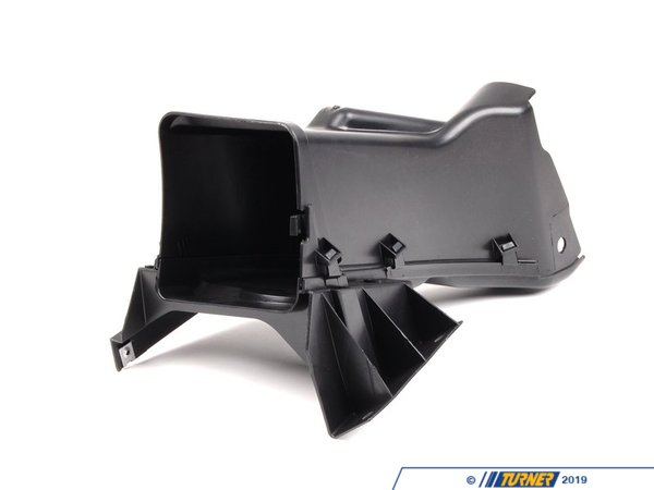 T#117404 - 51717121615 - Genuine BMW Front Left Brake Air Duct - 51717121615 - E53 - Genuine BMW -