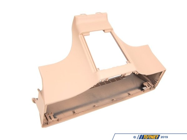 T#86568 - 51168399086 - Genuine BMW Bottom Part, Stowage Box Beige - 51168399086 - Genuine BMW -
