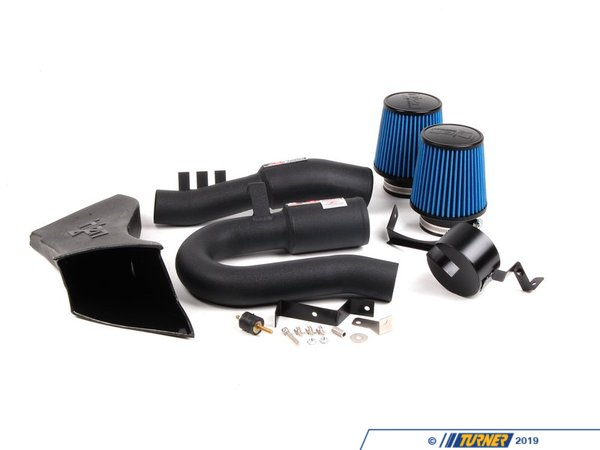 T#3196 - SP1125WB - Injen Intake Kit for E82 135i - Black - Injen -