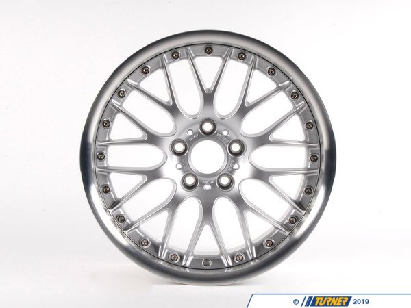 T#13619 - 36111094379 - Genuine BMW Wheels Two-piece Light Alloy Rim 36111094379 - Genuine BMW -