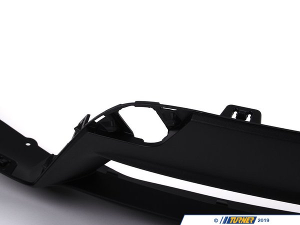 T#76596 - 51117222371 - Genuine BMW Casing Lower Part Schwarz - 51117222371 - Genuine BMW  CASING LOWER PART SCHWARZ - Genuine BMW -