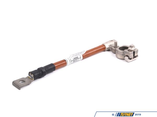 T#22418 - 12421719664 - Genuine BMW Battery Cable Negative L=170mm - 12421719664 - E30 - Genuine BMW Battery Cable Negative - L=170mmThis item fits the following BMW Chassis:E30Fits BMW Engines including:M10,M20,M42 - Genuine BMW -