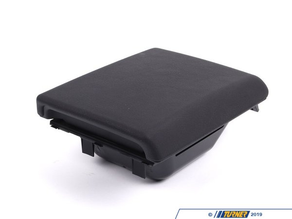 T#13750 - 51167140702 - Genuine BMW Cover, Centre Console Schwarz - 51167140702 - E39 - Genuine BMW -