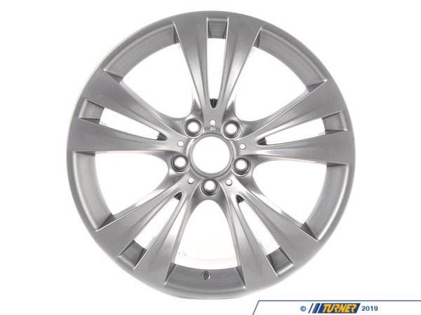 T#66587 - 36116787581 - Genuine BMW Light Alloy Rim 9,5Jx19 Et:48 - 36116787581 - F25,F26 - Genuine BMW -