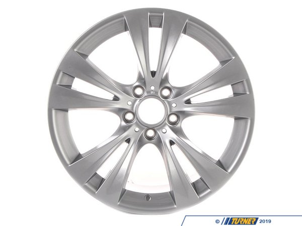 T#66586 - 36116787580 - Genuine BMW Light Alloy Rim 8,5Jx19 Et:38 - 36116787580 - F25,F26 - Genuine BMW -