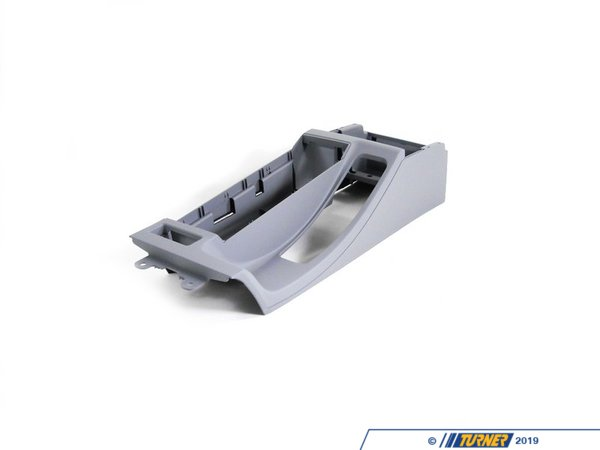 T#86304 - 51168248496 - Genuine BMW Console, Center Arm Rest Grau - 51168248496 - E46,E46 M3 - Genuine BMW -