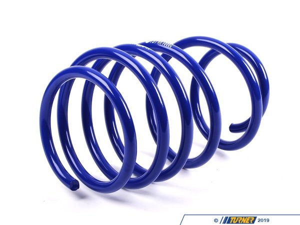T#4339 - 29991-1 - H&R Sport Spring Set - E38 740i 740iL - without Self Leveling, without Sport Suspension - H&R - BMW