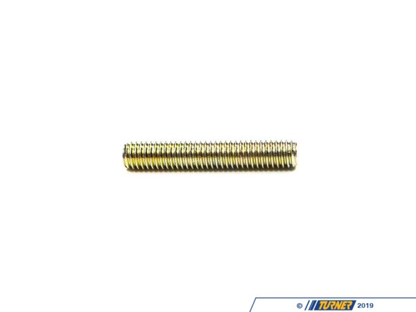 T#6514 - 07129908103 - Genuine BMW Stud Bolt - 07129908103 - E30,E34,E36,E38,E39,E53 - Genuine BMW -