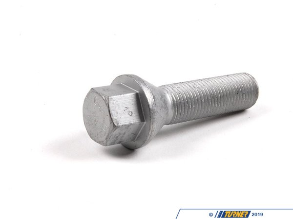 T#341044 - 1454301 - 60 Degree Conical Seat Wheel Bolt - 14x1.5x43mm - Priced Each - H&R -