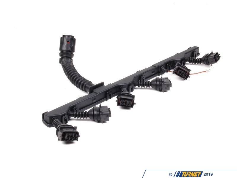 12511744589 genuine bmw cable harness ignition coil. Black Bedroom Furniture Sets. Home Design Ideas