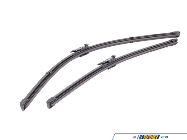 T#14045 - 61612159627 - Wiper Blade Set - E90 328i/xi 335i/xi M3 - Sedan  - Genuine BMW - BMW