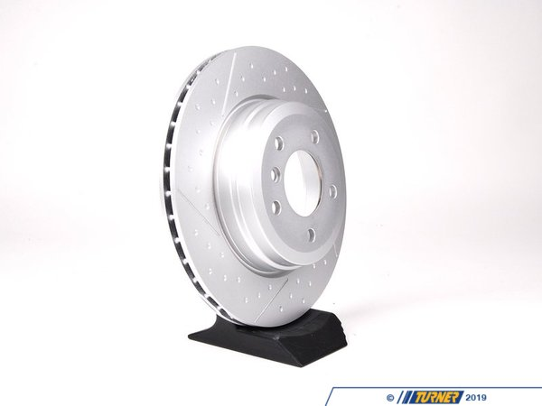 T#13575 - 34216795755 - Genuine BMW Brake Rotor, Ventilated, Dri 34216795755 - Genuine BMW -