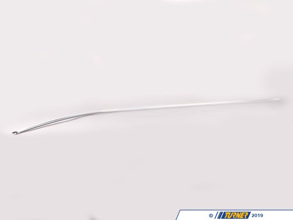 T#80312 - 51138125829 - Genuine BMW Moulding Roof Left Chrom - 51138125829 - E38 - Genuine BMW -