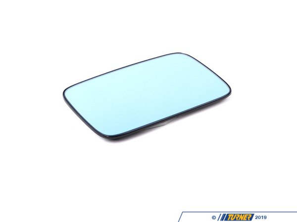 T#81796 - 51161938038 - Genuine BMW Mirror Glass Plugged-In - 51161938038 - E34,E34 M5 - Genuine BMW -