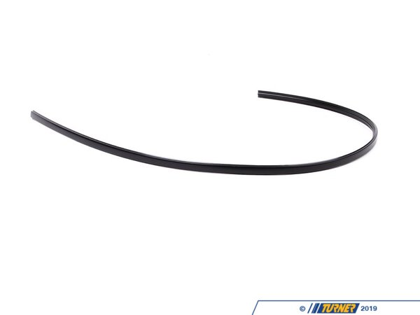 T#91778 - 51311959980 - Genuine BMW Moulding Upper Schwarz - 51311959980 - Genuine BMW -