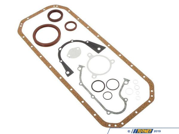 T#19580 - 11111730875 - Bottom-End Gasket Set - E30 325e/325i, E28 528e, E34 525i  - Victor Reinz - BMW