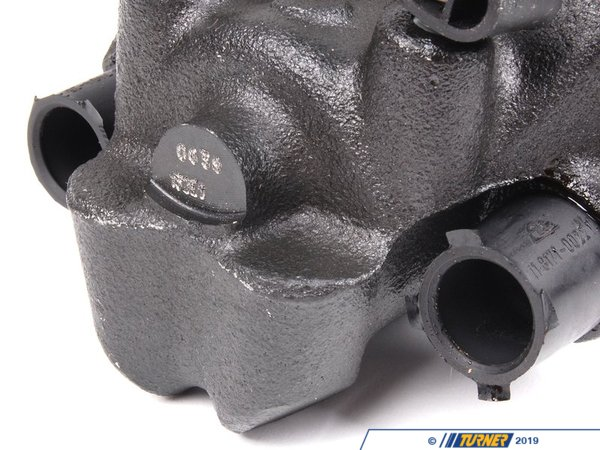 T#3310 - 34212282195 - Brake Caliper - New - Rear Left - E46 M3 - not for CSL / ZCP - Genuine BMW - BMW