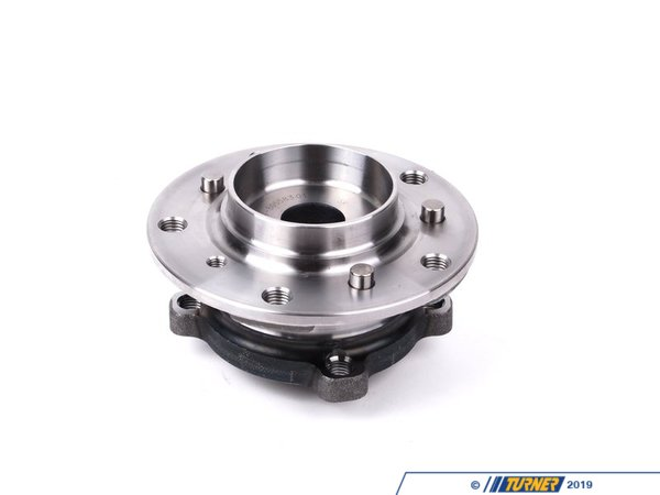 T#15345 - 31222282670 - Genuine BMW Front Axle Wheel Hub With Bearing, Fron 31222282670 - Genuine BMW -