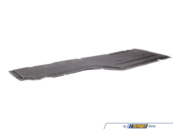 T#16160 - 51717033757 - Genuine BMW Trim Underbody Paneling, Left 51717033757 - Genuine BMW -
