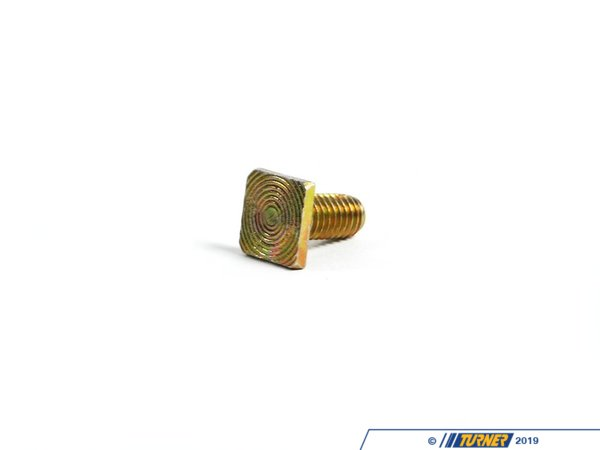 T#94986 - 51368149242 - Genuine BMW Threaded Bolt M6X12mm - 51368149242 - E53 - Genuine BMW -