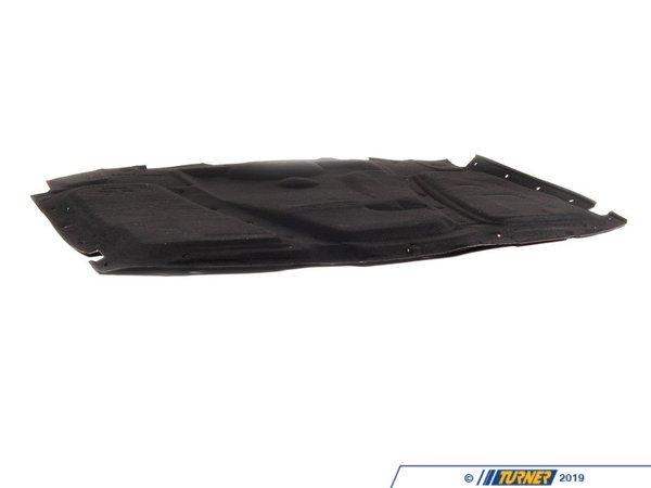 T#114833 - 51488138829 - Genuine BMW Sound Insulating Engine Hood - 51488138829 - E34 - Genuine BMW -