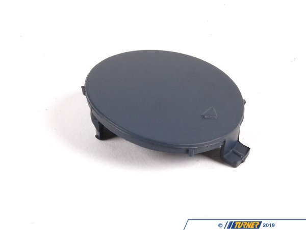 T#76958 - 51117899509 - Genuine BMW Flap, Towing Eye, Primed M - 51117899509 - E63,E63 M6 - Genuine BMW -