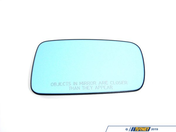 BMW E46 E65 E66 Genuine Right Door Mirror Glass Heated NEW 323Ci 745i 760i