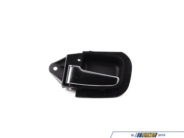 T#13798 - 51212261145 - Genuine BMW Door Handle, Inside Left M Chrom - 51212261145 - E36 - Genuine BMW -