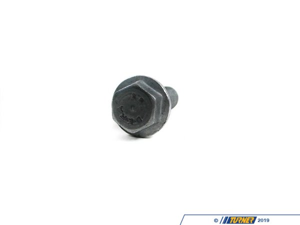 T#51502 - 24157533718 - Genuine BMW Hex Bolt M6X20 - 24157533718 - E34,E36,E39,E46,E53,E83 - Genuine BMW -