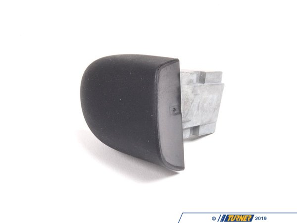 T#89736 - 51218216120 - Genuine BMW Covering Right Schwarz - 51218216120 - E46,E46 M3 - Genuine BMW -