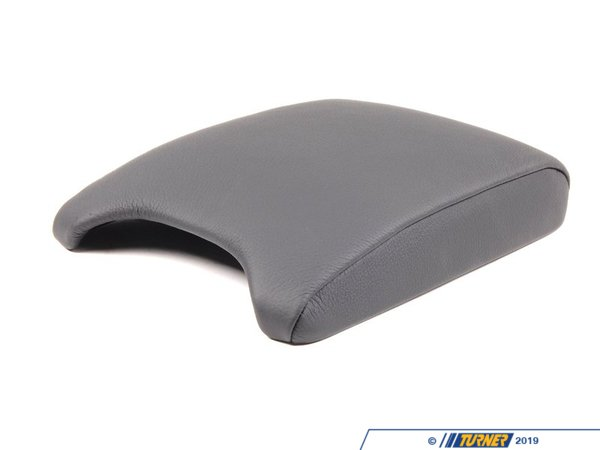 T#83440 - 51167077526 - Genuine BMW Cover, Center Arm Rest Schwarz - 51167077526 - E53 - Genuine BMW -