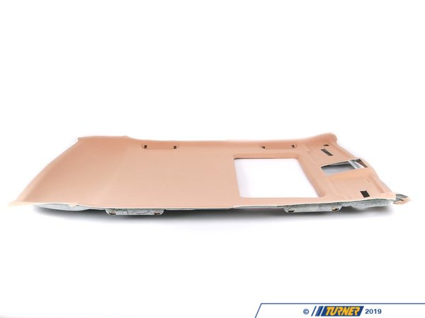 T#106394 - 51448214840 - Genuine BMW Molded Headlining F Slid. Li - 51448214840 - Sandbeige - Genuine BMW -
