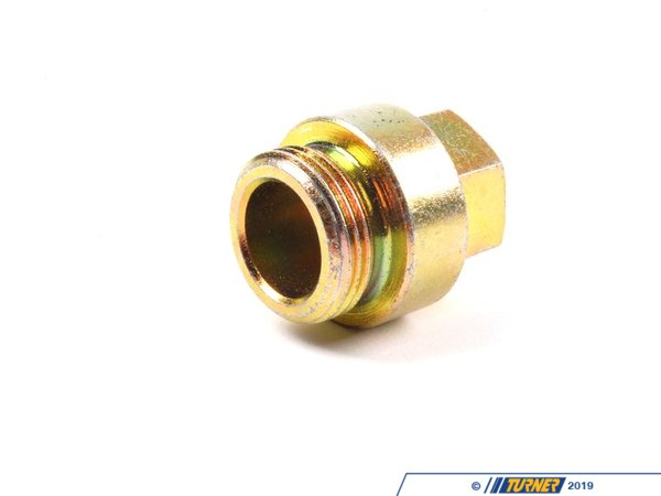 T#33807 - 11311310752 - Genuine BMW Threaded Pipe Joint - 11311310752 - E30,E30 M3 - Genuine BMW -