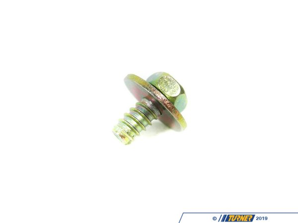 T#28238 - 07119916964 - Genuine BMW Hex Head Screw - 07119916964 - E30,E34,E39 - Genuine BMW -