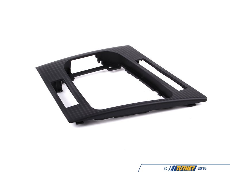 T#83235 - 51167052074 - Genuine BMW Depositing Box Bottom Panel - 51167052074 - Sieblack Grau - Genuine BMW -