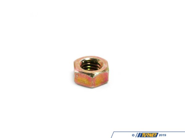 T#28337 - 07119922038 - Genuine BMW Hex Nut - 07119922038 - E30,E34,E36,E38,E39 - Genuine BMW -