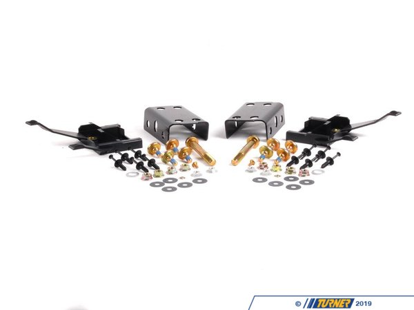 T#79103 - 51129059109 - Genuine BMW Mounting Parts Set - 51129059109 - E30 - Genuine BMW -