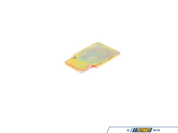 T#64636 - 35316765622 - Genuine MINI Sensor Plate - 35316765622 - Genuine Mini -