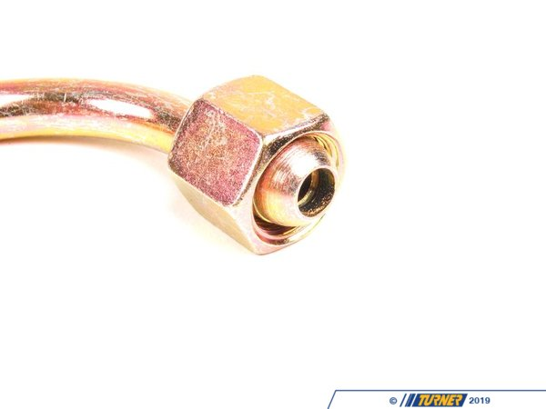 T#7358 - 16121150495 - Genuine BMW Fuel Supply Fuel Pipe 16121150495 - Genuine BMW -