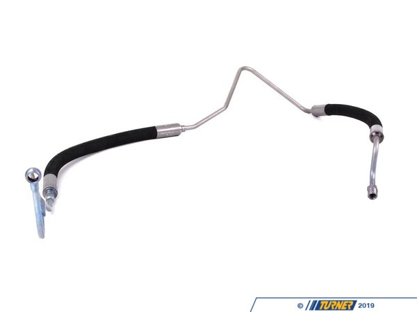 T#68039 - 37131134415 - Genuine BMW Feed Line - 37131134415 - E34 - Genuine BMW -