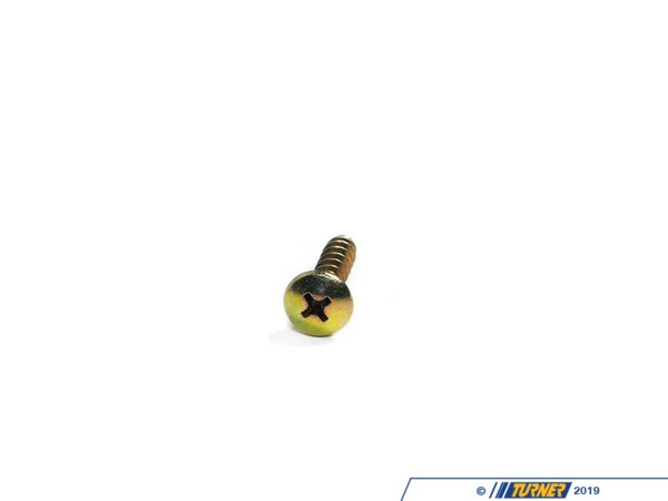 T#77281 - 51118122526 - Genuine BMW Screw - 51118122526 - E36 - Genuine BMW -