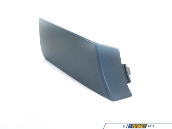 T#23323 - 51117890094 - Genuine BMW Cover, Air Duct, Primed Right M - 51117890094 - E46 - Genuine BMW -