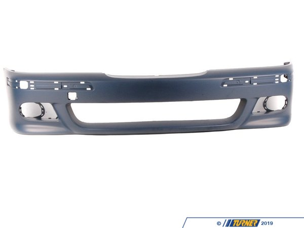 T#16042 - 51112498507 - Genuine BMW Trim Cover, Bumper, Primered, Front M - 51112498507 - E39 - Genuine BMW -